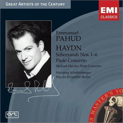 Haydn / Hofmann : Emmanuel Pahud