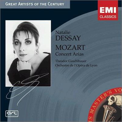 Mozart : Concert Arias : Natalie Dessay