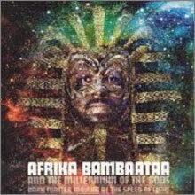 Afrika Bambaataa : Dark Matter Moving At The Speed Of Light