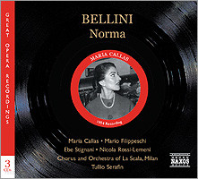 Maria Callas / Tullio Serafin 벨리니: 노르마 - 마리아 칼라스, 툴리오 세라핀, 라 스칼라 (Bellini: Norma)