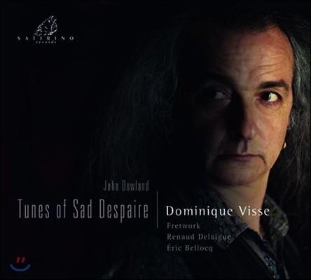 Dominique Visse 다울랜드: 슬픈 절망의 가락 - 17곡의 노래 (Dowland: Tunes of Sad Despaire)