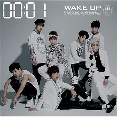 방탄소년단 (BTS) - Wake Up (CD+DVD) (초회한정반 B)