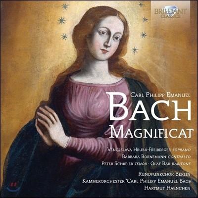 Hartmut Haenchen 카를 필리프 에마누엘 바흐: 마니피카트 (Carl Philipp Emanuel Bach: Magnificat in D, Wq. 215)