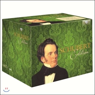 슈베르트 에디션 (Schubert Edition) 69CD