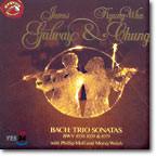 Bach : Trio Sonata : James Galwayㆍ정명화ㆍPhillip Moll