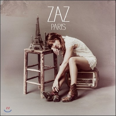 Zaz - Paris (Limited Edition)