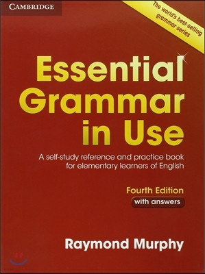 Essential Grammar in Use With Answers 4/E