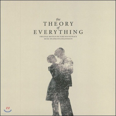 사랑에 대한 모든 것 영화음악 (The Theory Of Everything OST by Johann Johannsson) [일반반 2LP]