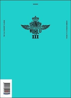 샤이니 (SHINee) - The 3rd Concert Album : SHINee WORLD Ⅲ in SEOUL