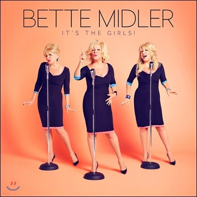 Bette Midler (베트 미들러) - It's The Girls! [2 LP]