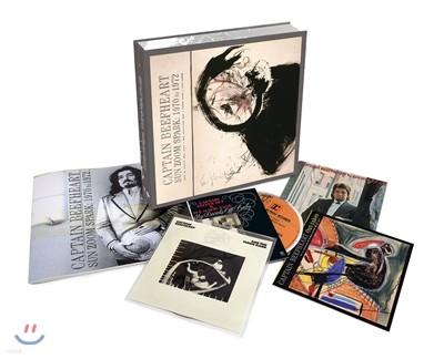 Captain Beefheart - Sun Zoom Spark: 1970 to 1972 (Deluxe Box Edition)