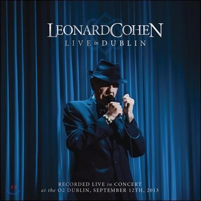 Leonard Cohen (레너드 코헨) - Live In Dublin