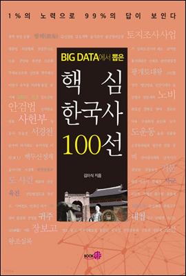 수험용 핵심 한국사 100선