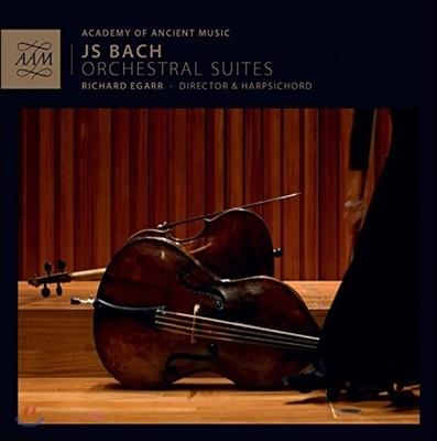 Richard Egarr 바흐: 관현악 모음곡 (Bach: Orchestral Suites Nos. 1-4, BWV1066-1069)