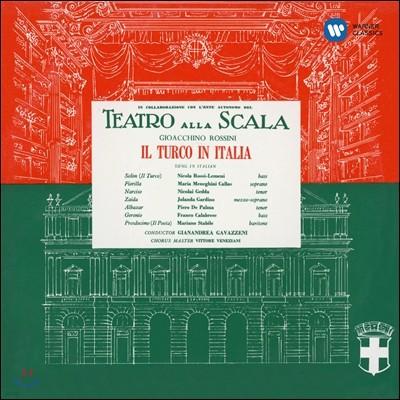 Maria Callas 로시니: 이탈리아의 터키인 [1954] (Rossini: Il Turco in Italia) 마리아 칼라스