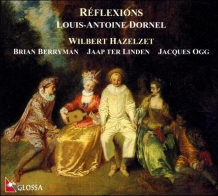 Wilbert Hazelzet 도르넬: 트라베르소 플루트를 위한 작품들 (Dornel: Suites for Traverso)