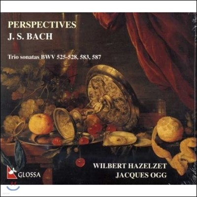 Wilbert Hazelzet 바흐: 오르간을 위한 소나타 [트라베르소 버전] (Bach Trio Sonatas transcribed by Wilbert Hazelzet)