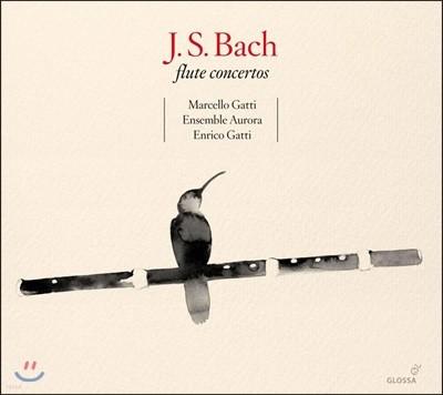Marcello Gatti 바흐: 플루트 협주곡 (Bach: Flute Concertos)