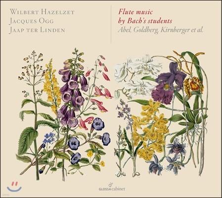 Wilbert Hazelzet 바흐 제자들의 플루트 작품들 - 키른베르거, 골드베르크, 아벨, 크렙스, 뮈텔 (Flute Music by Bach's students)