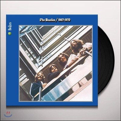 The Beatles - 1967-1970 Blue 비틀즈 블루 [2LP]