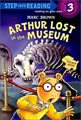 Step Into Reading 3 : Arthur Lost In The Museum