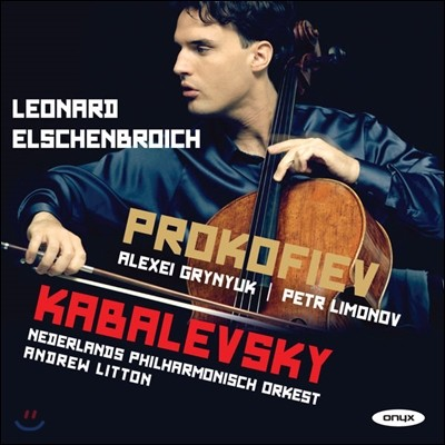 Leonard Elschenbroich 카발레프스키: 첼로 협주곡 2번 / 프로코피에프: 첼로 소나타 (Prokofiev / Kabalevsky: Cello works)