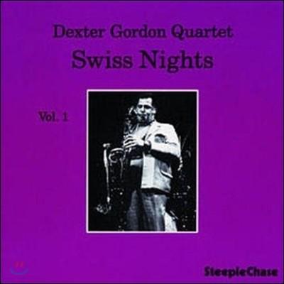 Dexter Gordon - Swiss Nights Vol. 1 [LP]