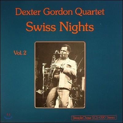 Dexter Gordon - Swiss Nights Vol. 2 [LP]