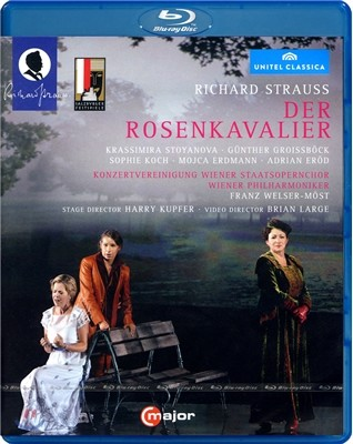 Sophie Koch / Franz Welser Most 슈트라우스 : 장미의 기사 (R. Strauss: Der Rosenkavalier) 블루레이