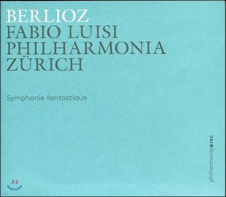 Fabio Luisi 베를리오즈: 환상교향곡 (Berlioz: Symphonie fantastique, Op. 14) 파비오 루이지