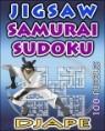Jigsaw Samurai Sudoku