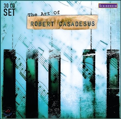 로베르 카자드쉬 녹음집 (The Art of Robert Casadesusa 1935-1962 Recordings)