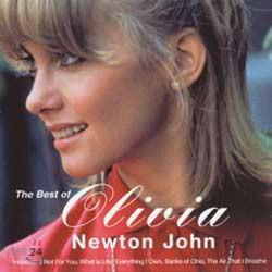 Olivia Newton John - The Best Of Olivia Newton John