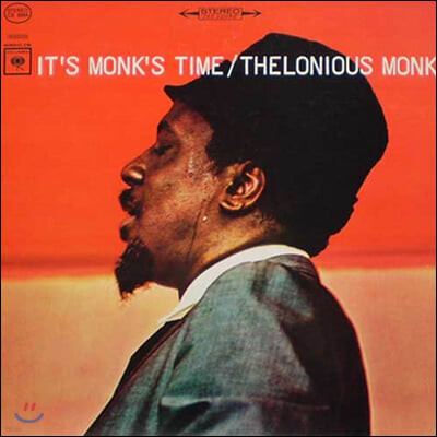 Thelonious Monk (델로니오스 몽크) - It's Monk's Time [LP]