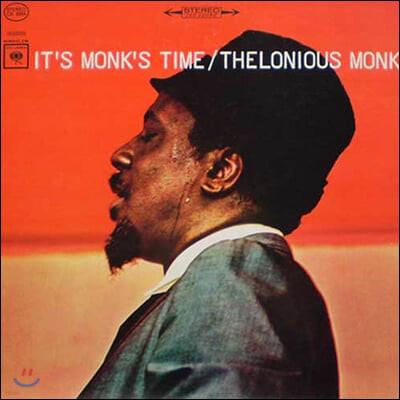 Thelonious Monk (델로니오스 몽크) - It's Monk's Time [LP]