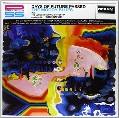 Moody Blues - Days Of Future Passed [LP]