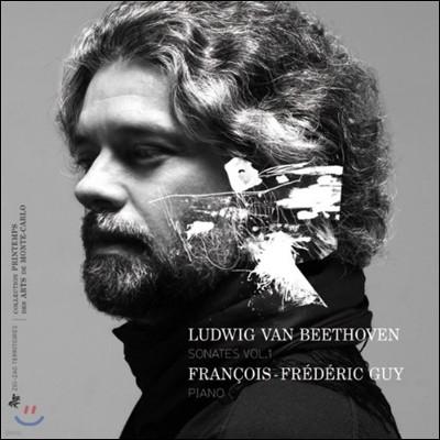 Francois-Frederic Guy 베토벤: 피아노 소나타 1집 (Beethoven: Piano Sonatas Vol.1 - Nos. 1-14)