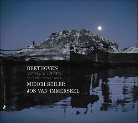 Midori Seiler / Jos van Immerseel 베토벤: 바이올린 소나타 전곡 (Beethoven: Violin Sonatas)