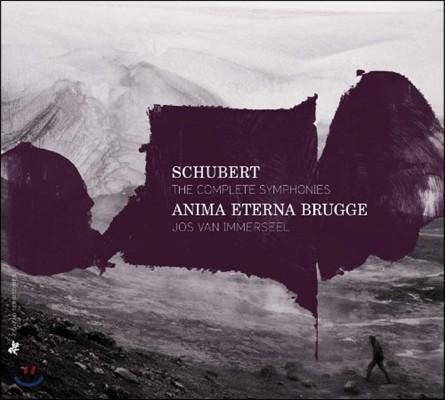 Jos Van Immerseel 슈베르트: 교향곡 전곡집 - 1번 2번 3번 4번 5번 6번 7번 8번 9번 `그레이트` (Schubert: Symphonies) 요스 판 임머젤