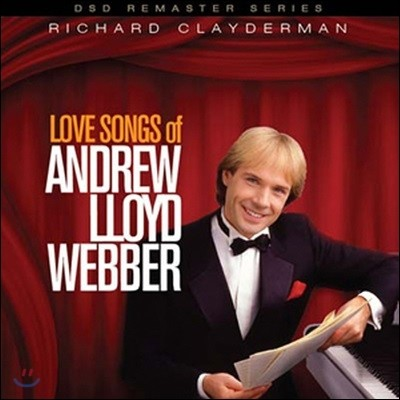 Richard Clayderman - Love Songs Of Andrew Lloyd Webber