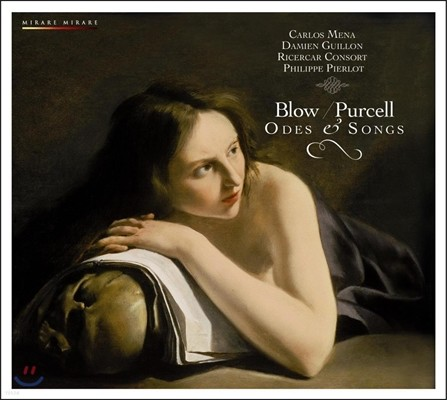Philippe Pierlot 블로우 / 퍼셀: 시와 가곡 (Purcell / Blow: Odes & Songs)