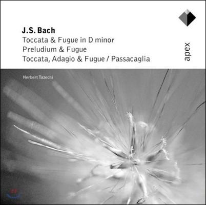 Herbert Tachezi 바흐: 오르간 작품집 - 헤르베르트 타헤치 (Bach: Organ Works)