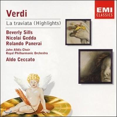 Aldo Ceccato 베르디: 라 트라비아타 하이라이트 (Verdi: La Traviata - Highlights)