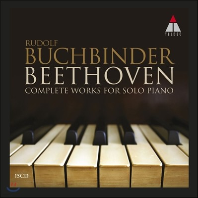 Rudolf Buchbinder 베토벤: 피아노 독주 작품 전집 (Beethoven: Complete Works For Solo Piano)