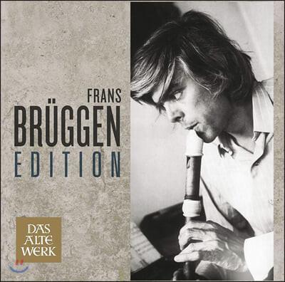 Frans Bruggen 프란스 브뤼헨 에디션 (Frans Bruggen Edition)