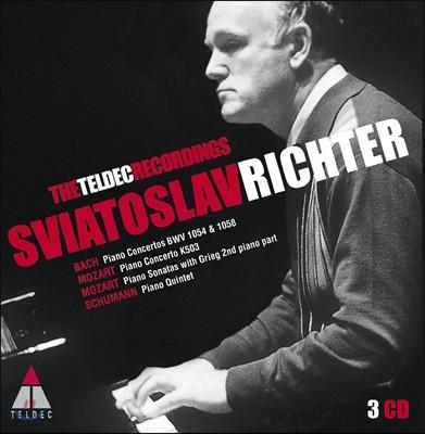 Sviatoslav Richter 스비아토슬라프 리히테르 텔덱 레코딩스 (The Teldec Recordings)