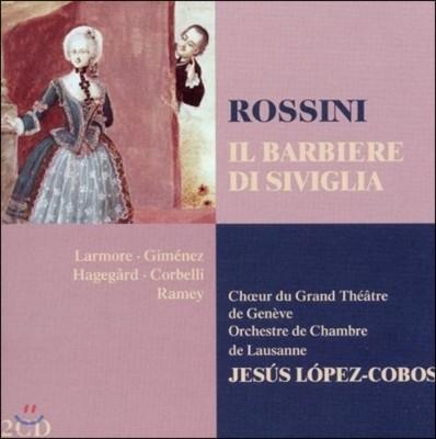 Jesus Lopez-Cobos 로시니: 세빌리아의 이발사 (Rossini: Il Barbiere di Siviglia)