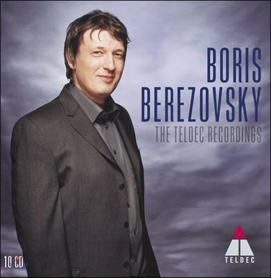 Boris Berezovsky 보리스 베레조프스키 텔덱 녹음집 (The Teldec Recordings)