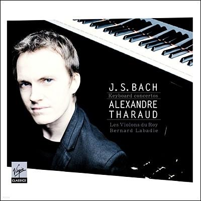 Alexandre Tharaud 바흐: 키보드 협주곡 (Bach: Piano Concertos BWV 1052, 1054, 1056, 1058 & 1065) 알렉상드르 타로