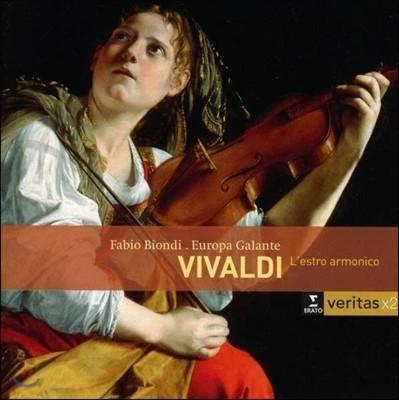 Fabio Biondi 비발디: 화성의 영감 - 파비오 비온디 (Vivaldi: L'Estro armonico)